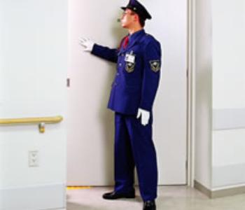 常駐警備業務